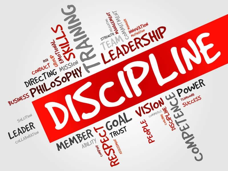 Image result for Discipline and Success