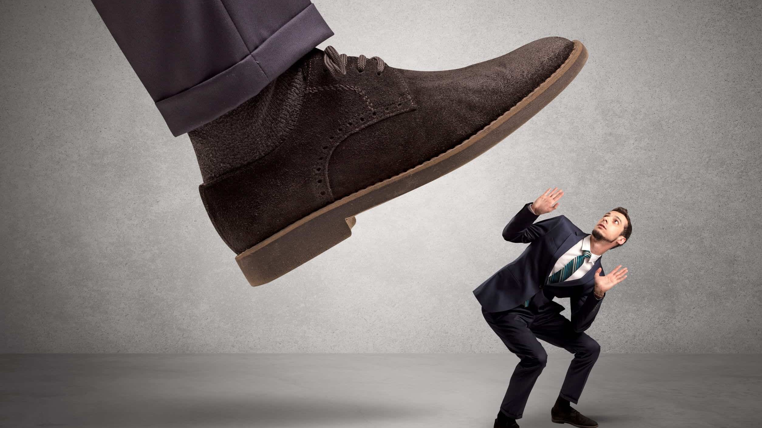 Help Me Fix My Boss - Overbearing